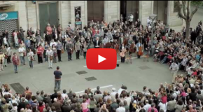 F Word of the Day: Flash Mob