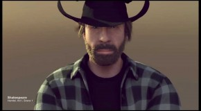Merry Christmas – Chuck Norris Style