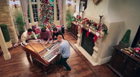 The Piano Guys – Angels We Have Heard On High