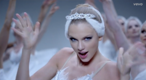 Taylor Swift's Advice About Haters? Shake It Off