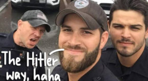 Sry, Y'all  One Of The Hot Cops From Hurricane Irma Has Apparently Posted Anti-Semitic Remarks On Facebook