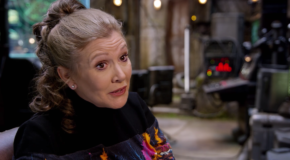 Carrie Fisher delivered a savage 'gift' to Hollywood producer who sexually assaulted her friend