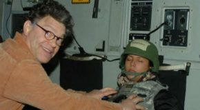 Al Franken accused of kissing, groping LA TV host without consent