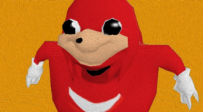 How Ugandan Knuckles turned VRChat into a total trollfest