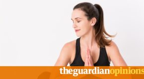 My goofy online yoga teacher has indoctrinated me into her cult | Rebecca Nicholson