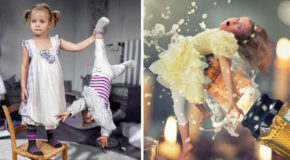 Dads Unreal Photos of His Kids Have Officially BLOWN the Internets Mind