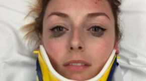 Woman Posts Hilarious Review Of Eyeliner That Didnt Budge Despite Car Accident
