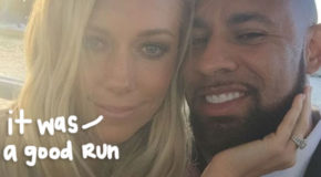 It's Officially Official: Kendra Wilkinson 100% Confirms Hank Baskett Split On 'Last Day' Of Marriage