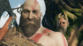God of War's new photo mode brings filters and funny faces to Midgard