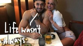 Britney Spears' Boyfriend Sam Asghari Opens Up About Dropping 100 Pounds & His Awkward First Meeting With Brit!