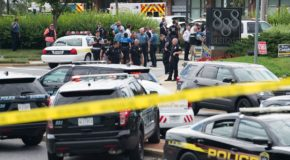 Five Killed, Others Wounded inMaryland Newspaper Shooting