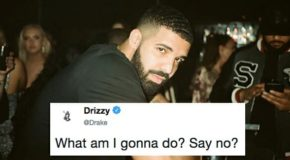 An old Drake tweet has come back to haunt him — as a funny meme