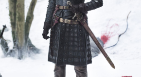 Brienne of Garth makes me feel kind of funny, like when I used to climb the rope in gym class.