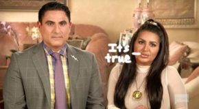 Shahs Of Sunset Star Mercedes 'MJ' Javid FINALLY Admits To Having Sex With Gay Bestie Reza Farahan!
