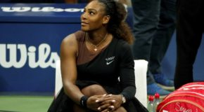 Tennis Has Had Some Epic Meltdowns. Serena Williams' Wasn't One Of Them.