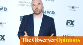 A mockery of #MeToo: the rush to rehabilitate Louis CK is indecent