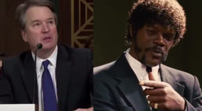 This Brett Kavanaugh/Pulp Fiction Mashup Is The Laugh You Need To Get Through All This – Perez Hilton