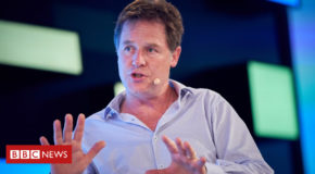 Why Sir Nick Clegg is joining Facebook