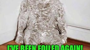 Image tagged in tinfoil,bad pun,memes,funny