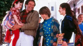 'To work with Robin was just sheer heaven': Robin Williams honored by 'Mrs Doubtfire' cast
