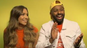 Brexit blind dates: Love Island's Zara and Magid Magid